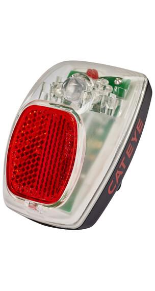 CatEye TL-AU 100 G takavalo, punainen/musta